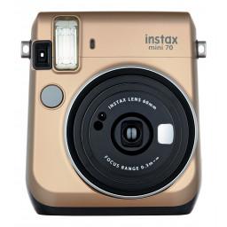 Fujifilm instax mini 70 (stardust gold)